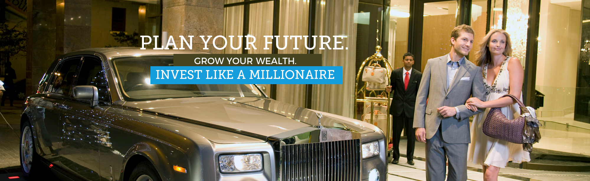 Grow your wealth and Invest like a millionaire. Best online managed forex company